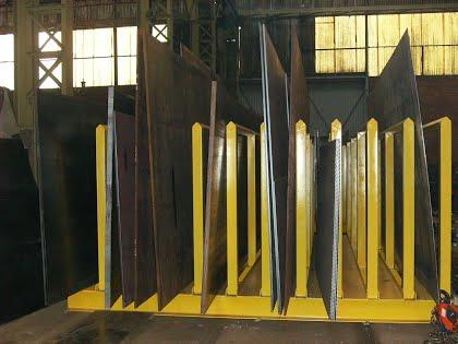 Stockage acier